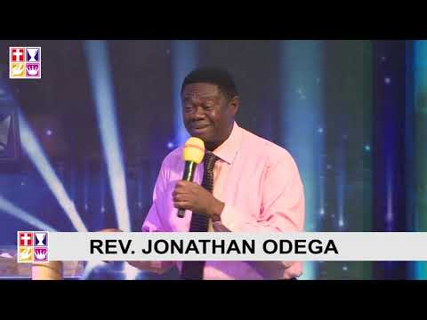 I KNOW HIM BY REV. JONATHAN ODEGA