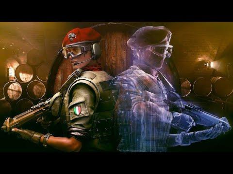 Rainbow Six Siege - Maestro and Alibi Operator Rundown - UCKy1dAqELo0zrOtPkf0eTMw