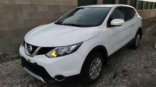 Smontaggio specchietto Nissan Qashqai J11-Freccia