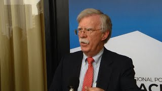 Bolton: Bloqueo de EEUU a Venezuela autoriza sanciones a terceros | AFP