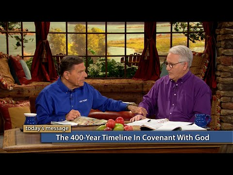 The 400-Year Timeline in Covenant With God