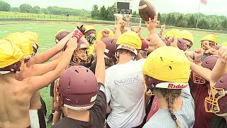 Raiders ready for rebound season: South Range football embracing new challenge of Northeast 8 Confer