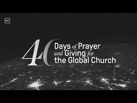 40 Days for the Global Church