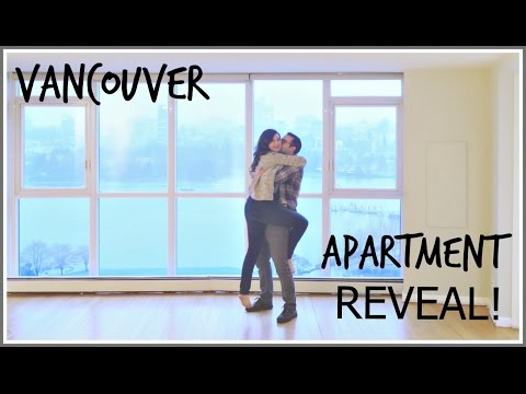 VANCOUVER APARTMENT REVEAL!