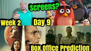 Mission Mangal Vs Batla House Box Office Prediction Day 9