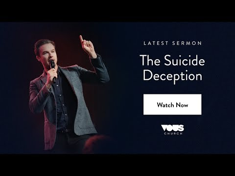 Rich Wilkerson Jr  Are You OK?: The Suicide Deception