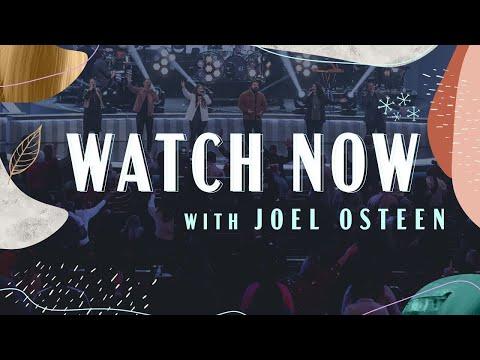 Joel Osteen  Lakewood Church Service  Sunday 11am