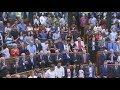 PODEMOS no aplaude al REY en el Congreso (28/06/2017)