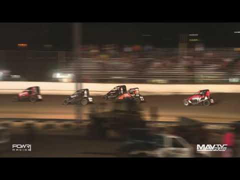 National Midget League at Jacksonville Speedway - 6/18/2021 - dirt track racing video image
