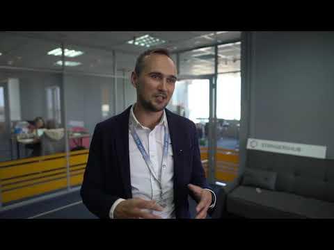 Выпускник магистратуры «Инновационный менеджмент» Яков Бута, 2017, CEO Stringershub