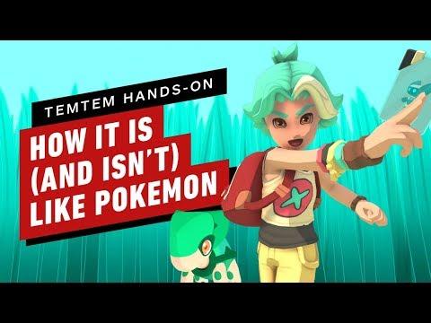 Temtem Hands-On: How it Is (and Isn't) Like Pokemon - UCKy1dAqELo0zrOtPkf0eTMw
