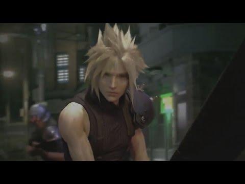 Final Fantasy 7 Remake - First Look at Gameplay - PSX 2015 - UCKy1dAqELo0zrOtPkf0eTMw