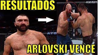 Andrei Arlovski vs. Ben Rothwell ( RESULTADOS UFC SAN ANTONIO)