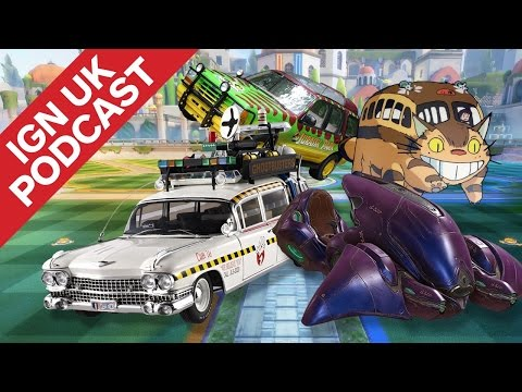 Famous Vehicles We Want in Rocket League - IGN UK Podcast #322 - UCKy1dAqELo0zrOtPkf0eTMw
