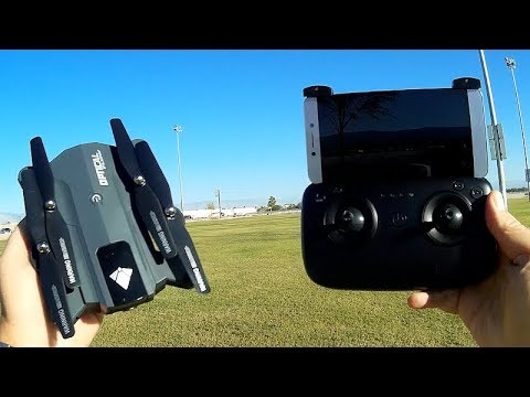 F196 Very Long Flying Position Hold FPV Camera Drone Flight Test Review - UC90A4JdsSoFm1Okfu0DHTuQ