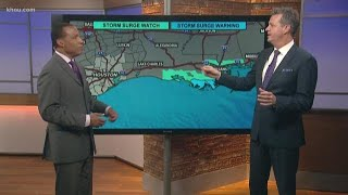 You ask, we answer: Chief Meteorologist David Paul on what we can expect with Tropical Storm Barry