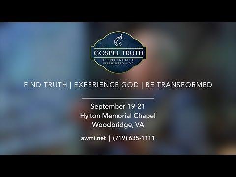 Washington D.C. Gospel Truth Seminar 2019