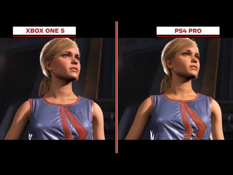 Injustice 2 Graphics Comparison: Xbox One S vs. PS4 Pro - UCKy1dAqELo0zrOtPkf0eTMw