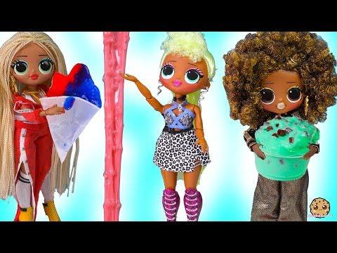 Does It Work ? Real Looking Nickelodeon Slime Diy Maker Set + OMG LOL Surprise Big Sisters - UCelMeixAOTs2OQAAi9wU8-g