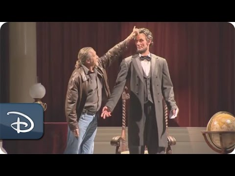 The Making of Mr. Lincoln | Disneyland Resort - UC1xwwLwm6WSMbUn_Tp597hQ