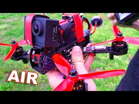 FPV Drone Racing - Acro VS Air Mode - Nate Eats His Words - TheRcSaylors - UCYWhRC3xtD_acDIZdr53huA