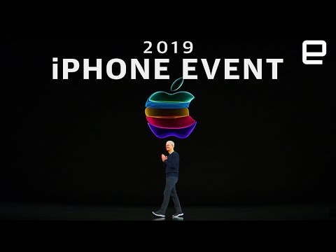 Apple's iPhone 11 and 11 Pro keynote in 14 minutes - UC-6OW5aJYBFM33zXQlBKPNA