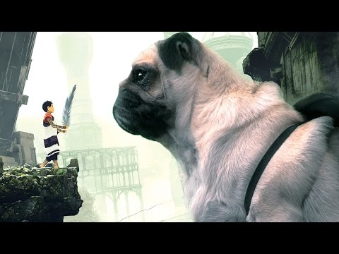 The Last Guardian Trailer Remake (with the Cutest Pug) - default