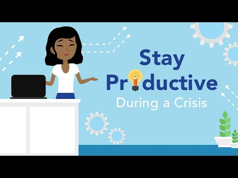 How to Stay Productive During Any Crisis  Brian Tracy