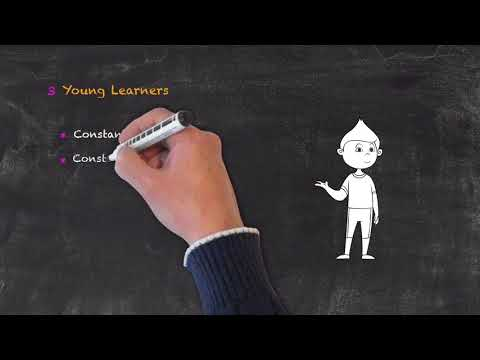 Teaching Special Groups in ESL - Teaching Young Learners