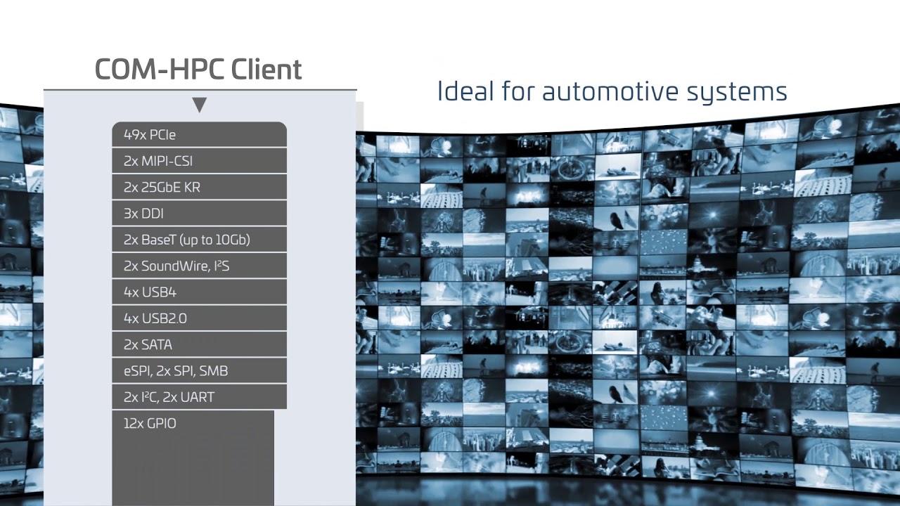 New COM-HPC video