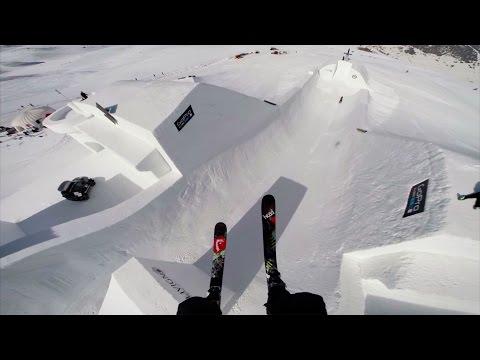 GoPro: Huge Double Backflip Gap with Jesper Tjäder