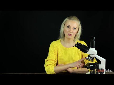 Микроскоп Optima Biofinder 40x-1000x