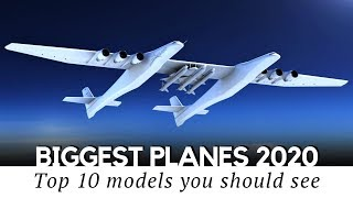 Top 10 Biggest Airplanes of Today: New and Iconic Aircraft Reviewed