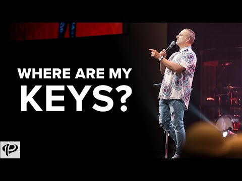 Where Is My Keys // House Party Part Two // Pastor Michael Turner