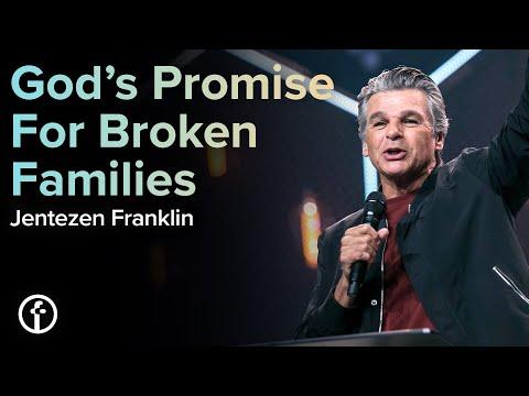 Gods Promise For Broken Families  Pastor Jentezen Franklin