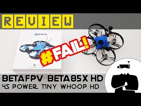 Test BetaFPV Beta85X HD | Partie 1 : Unboxing, (dé)montage et Maiden - UC2IkBiENjzAX756-Zwl4kiQ