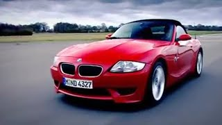 BMW Z4M car review - Top Gear