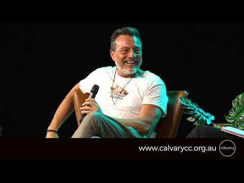 James Macpherson and Erwin McManus - Interview Two