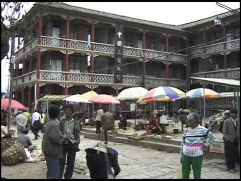 Lijiang, China part 2 of 5: Old Town walking tour and shopping - UCvW8JzztV3k3W8tohjSNRlw