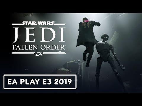 Star Wars Jedi: Fallen Order Full Gameplay Reveal Presentation - EA Play E3 2019 - UCKy1dAqELo0zrOtPkf0eTMw