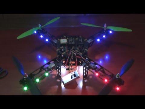 FY-X4 Quad Copter Assembly Part III - UCsFctXdFnbeoKpLefdEloEQ