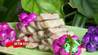 Intip Pembuatan GETUK ECO, Getuk Tiga Warna | RAGAM INDONESIA (19/08/19)