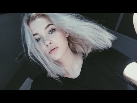 HOW TO GET WHITE HAIR AT HOME   okaysage - UCY2Pd3o7EKrpwPSvGz_V51A