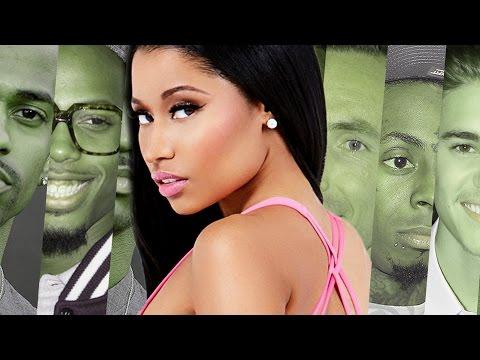 7 Guys Nicki Minaj Has Grinded On - default