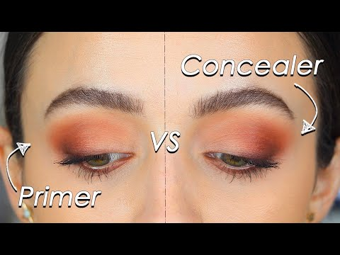DOES EYESHADOW PRIMER *Really* MAKE A DIFFERENCE?!? - Wear Test + Comparison - UC8v4vz_n2rys6Yxpj8LuOBA
