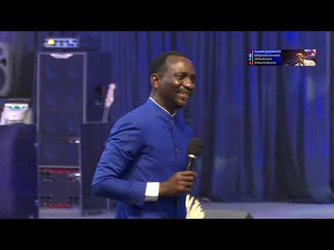The Preservation Power of Dedicated Service by Dr Paul Enenche