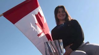 A look at Canada's newest tennis star Bianca Andreescu