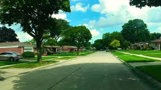 Driving to Hazel Park, Michigan from Warren, Michigan