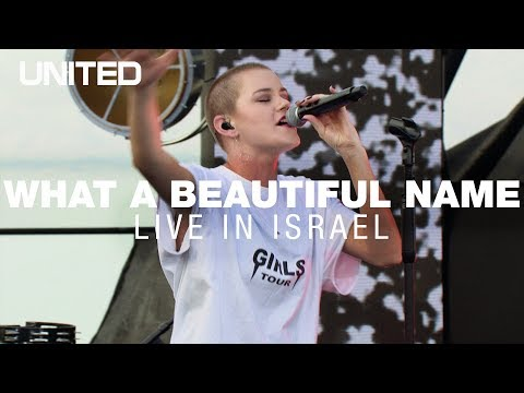 What A Beautiful Name - Hillsong UNITED