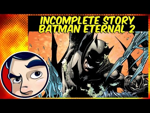 Batman Eternal 2 : The Gang War - Incomplete Story | Comicstorian - UCmA-0j6DRVQWo4skl8Otkiw